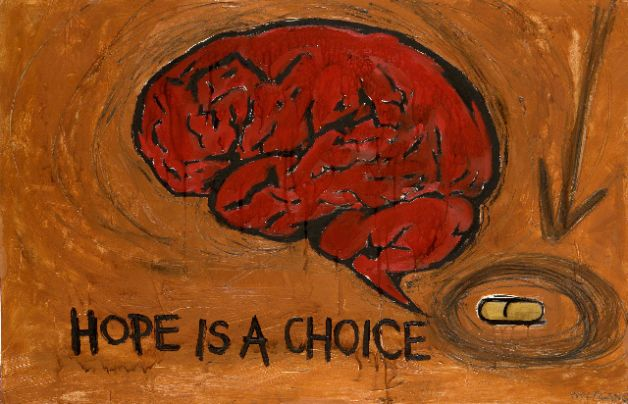 Hope is a choice
